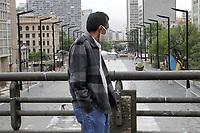 22.09.2020 - Consórcio pede prorrogação de obra no Anhangabaú em SP
