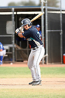 Ivan Ramirez - Seattle Mariners - 2010 Instructional League.Photo by:  Bill Mitchell/Four Seam Images..