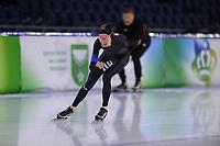 SCHAATSEN: HEERENVEEN: 27-10-2018, IJsstadion Thialf, trainingswedstrijd, Esmee Visser, ©foto Martin de Jong