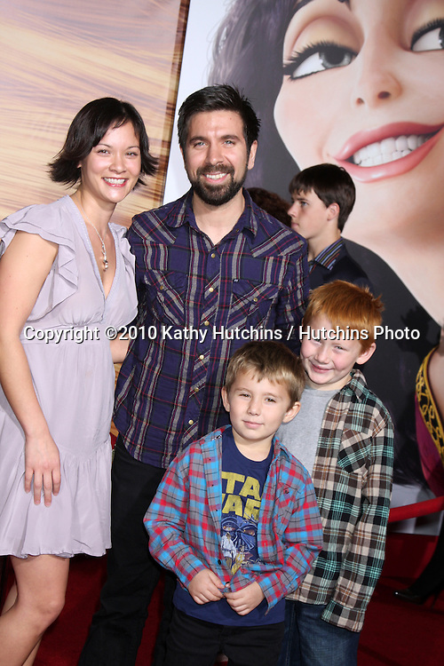 Arrives At The Tangled World Premiere Hutchins Photo Chuck kickoff party presented by guitar hero five. https hutchinsphoto photoshelter com image i0000bxcxlejqbz8