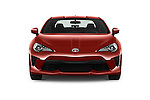 Car photography straight front view of a 2018 Toyota 86 Automatic 2 Door Coupe Front View