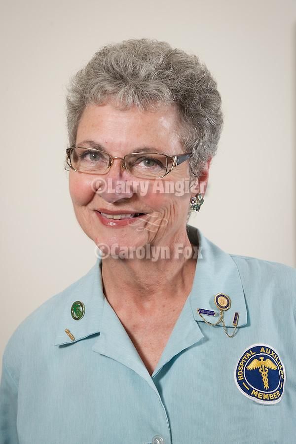 Rose Radotic, Sutter Amador Hospital Auxiliary, Jackson, Calif.