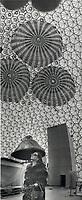 1967 FILE PHOTO - ARCHIVES -<br /> <br /> Destination moon is U.S. attraction. Three 63-foot parachutes support Apollo space module.<br /> <br /> 1967<br /> <br /> PHOTO : Boris Spremo - Toronto Star Archives - AQP