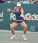 Angelique Kerber (GER) defeated Irina-Camelia Begu (ROU) 7-6, 7-6
