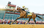 April 18, 2015: Moreno, ridden Cornelio Velasquez, wins the Charles Town Classic on Charles Town Classic Day at Hollywood Casino and Slots in Charles Town, West Virginia Scott Serio/CSM