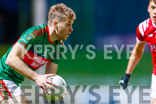Shane Cronin, East Kerry during the Kerry County Senior Football Championship Final match between East Kerry and Mid Kerry at Austin Stack Park in Tralee on Saturday night.
