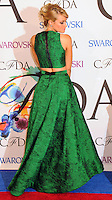 NEW YORK CITY, NY, USA - JUNE 02: Beth Behrs arrives at the 2014 CFDA Fashion Awards held at Alice Tully Hall, Lincoln Center on June 2, 2014 in New York City, New York, United States. (Photo by Celebrity Monitor)