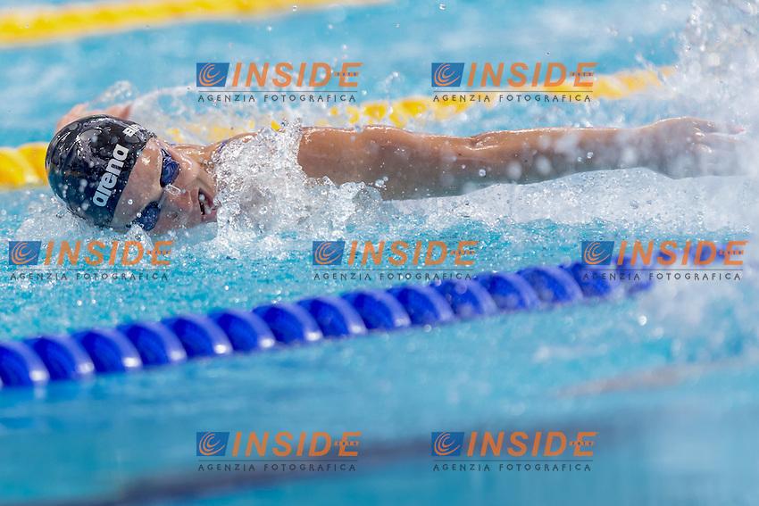 BIANCHI Ilaria ITA<br /> Swimming Nuoto Kazan Arena<br /> Day10 02/08/2015 Morning Heats<br /> XVI FINA World Championships Aquatics Swimming<br /> Kazan Tatarstan RUS July 24 - Aug. 9 2015 <br /> Photo G.Scala/Deepbluemedia/Insidefoto