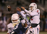 Fresno State's Brian Burrell competes against Nevada during the second half of an NCAA college football game in Reno, Nev., on Saturday, Nov. 22, 2014. Fresno State won 40-20.  (AP Photo/Cathleen Allison)