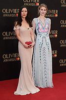 Jessica Swale<br /> arriving for the Olivier Awards 2018 at the Royal Albert Hall, London<br /> <br /> ©Ash Knotek  D3392  08/04/2018