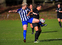170604 Women's Knockout Cup Football - Forrest Hill Milford v Papakura City
