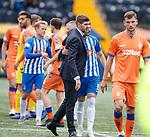 19.05.2019 Kilmarnock v Rangers: Steven Gerrard at full time