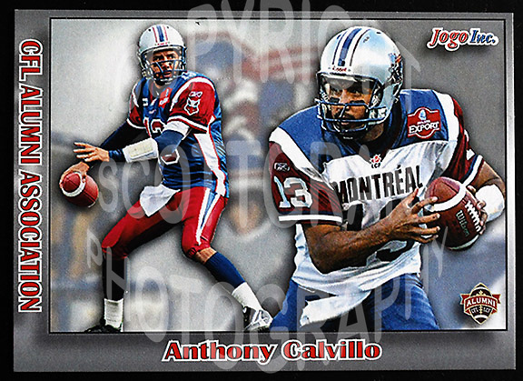 Anthony Calvillo-JOGO Alumni cards-photo: Scott Grant