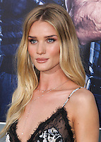 HOLLYWOOD, LOS ANGELES, CA, USA - AUGUST 11: Rosie Huntington-Whiteley at the Los Angeles Premiere Of Lionsgate Films' 'The Expendables 3' held at the TCL Chinese Theatre on August 11, 2014 in Hollywood, Los Angeles, California, United States. (Photo by Xavier Collin/Celebrity Monitor)