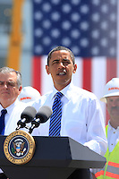POTUS 061810 Obama Visit Post