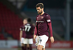 St Johnstone v Hearts 17.05.17     SPFL    McDiarmid Park<br />Alexandros Tziolis trudges off at full time<br />Picture by Graeme Hart.<br />Copyright Perthshire Picture Agency<br />Tel: 01738 623350  Mobile: 07990 594431