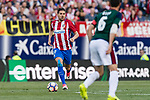 Alessio Cerci of Atletico de Madrid in action during the La Liga match between Atletico de Madrid vs Osasuna at Estadio Vicente Calderon on 15 April 2017 in Madrid, Spain. Photo by Diego Gonzalez Souto / Power Sport Images