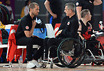 Patrick Cote, Lima 2019 - Wheelchair Rugby // Rugby en fauteuil roulant.<br />