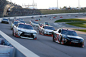 NASCAR XFINITY Series<br /> American Ethanol E15 250 presented by Enogen<br /> Iowa Speedway, Newton, IA USA<br /> Saturday 24 June 2017<br /> Kyle Benjamin, SportClips Toyota Camry, Christopher Bell, ToyotaCare Toyota Camry<br /> World Copyright: Brett Moist<br /> LAT Images