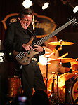 """August 10, 2010 New York: Singer / Musician Jack Bruce performs """"BB King's Blue Club"""" on August 10, 2010 in New York City."""