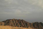 Mount Shlomo in Eilat Mountains