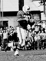 Bobby Simpson Ottawa Rough Riders 1959. Copyright photograph Ted Grant/