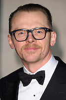Simon Pegg<br /> at the 2017 BAFTA Film Awards After-Party held at the Grosvenor House Hotel, London.<br /> <br /> <br /> ©Ash Knotek  D3226  12/02/2017