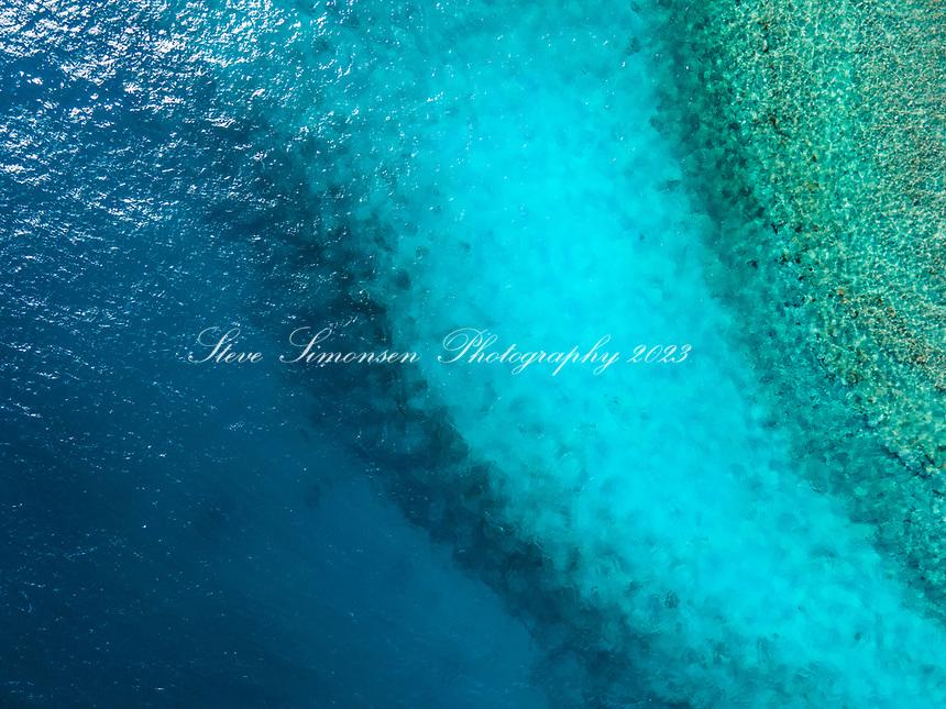 Water Blues<br /> Stevens Cay<br /> St. John<br /> US Virgin islands