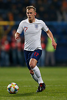 James Ward-Prowse of England  <br /> Podgorica 25-3-2019 <br /> Football Euro2020 Qualification Montenegro - England <br /> Foto Daniel Chesterton / PHC / Insidefoto <br /> ITALY ONLY
