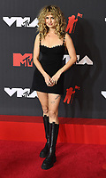 Debby Ryan attends the 2021 MTV Video Music Awards at Barclays Center on September 12, 2021 in the Brooklyn borough of New York City. <br /> CAP/MPI/IS/JS<br /> ©JSIS/MPI/Capital Pictures