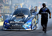 Shawn Langdon Global Electric Technologies, Funny Car, Camry