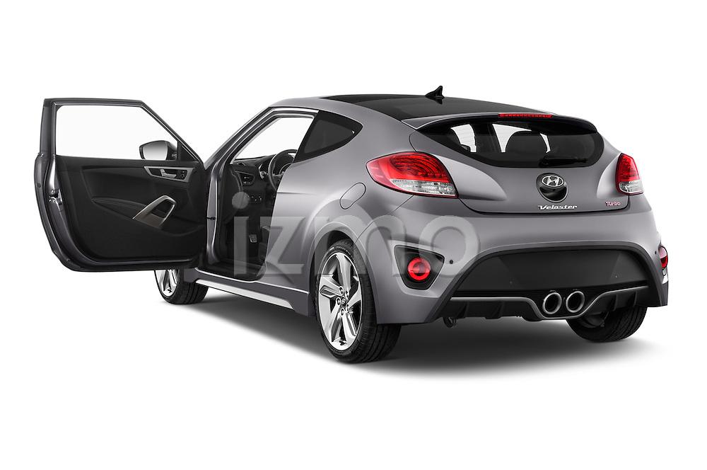 Car images of2015 Hyundai Veloster Turbo 3 Door Hatchback Doors