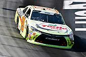 #19: Brandon Jones, Joe Gibbs Racing, Toyota Camry Toyota Menards/Turtle Wax