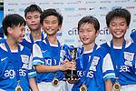 HKFC Citybank Junior Soccer Sevens Cup Final  during the Day 3 of the HKFC Citibank Soccer Sevens 2014 on May 25, 2014 at the Hong Kong Football Club in Hong Kong, China. Photo by Victor Fraile / Power Sport Images