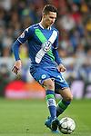 WfL Wolfsburg's Julian Draxler during Champions League 2015/2016 Quarter-finals 2nd leg match. April 12,2016. (ALTERPHOTOS/Acero)