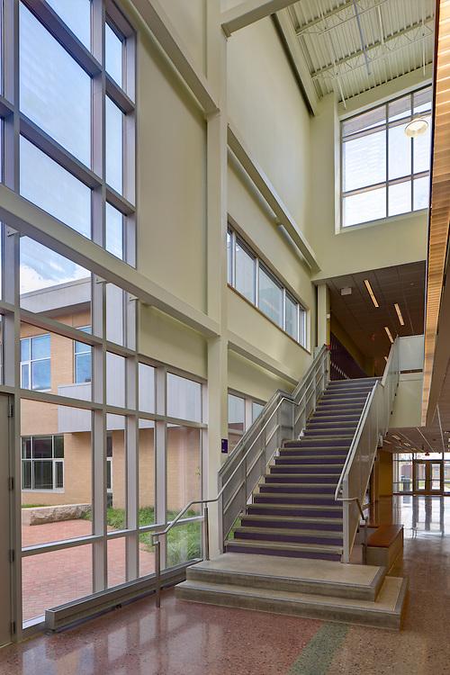Reynoldsburg High School Summit Road Campus   Architect: Moody Nolan
