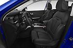 Front seat view of 2019 Renault Kadjar Intens 5 Door SUV Front Seat  car photos