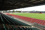 Newport County ground - Newport Stadium..07.09.10.©Steve Pope...