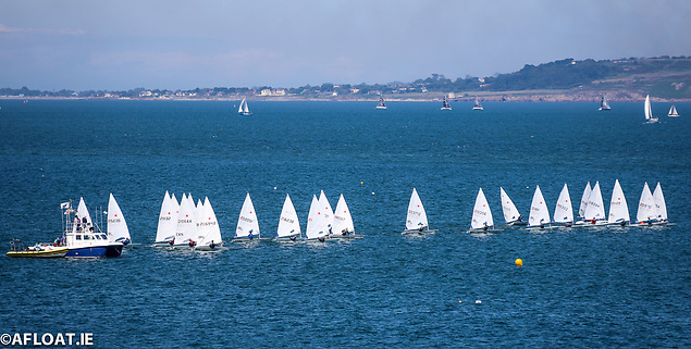 50th anniversary Laser racing will take place on Dublin Bay