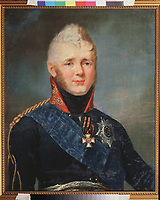 Portrait of Emperor Alexander I (1777-1825)<br />