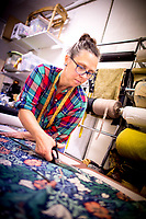 Miller Upholstery antique restore Minneapolis photographer