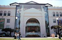 San Diego: Balboa Park--Natural History Museum Addition, 2000. Architects Bundy & Thompson.