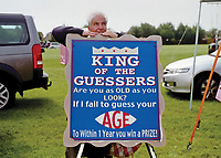 """Mr Tony Smith, the King of the Guessers.<br /> <br /> """"Never lost a day to sickness"""""""