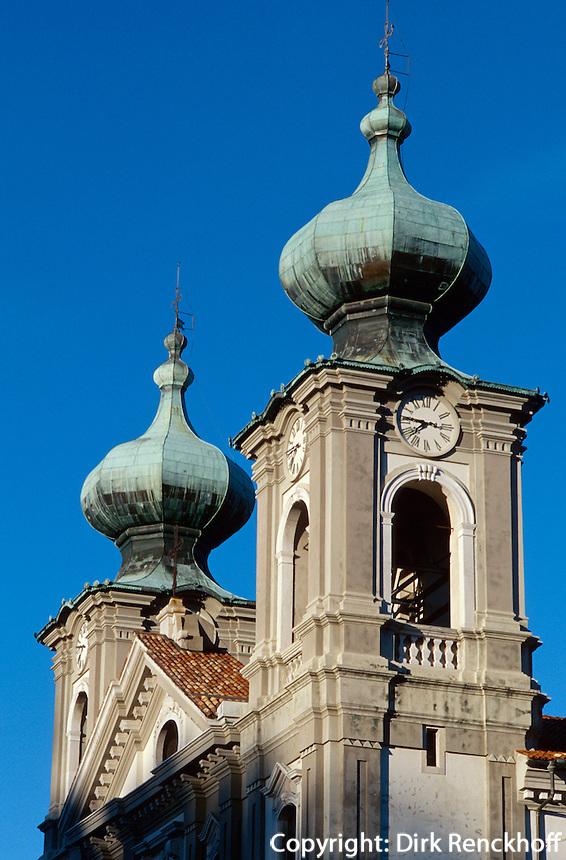 Italien, Venetien-Friaul, Gorizia,  Sant' Ignazio