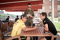 restday activities at Team Mitchelton-Scott<br /> <br /> Rest day 1<br /> 106th Tour de France 2019 (2.UWT)<br /> <br /> ©kramon