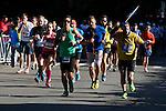SPORT- Highlights of the 29th New York City Marathon