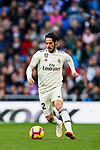 Isco Alarcon of Real Madrid in action during the La Liga 2018-19 match between Real Madrid and Real Valladolid at Estadio Santiago Bernabeu on November 03 2018 in Madrid, Spain. Photo by Diego Souto / Power Sport Images