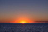 Ocean sunrise, Truro, Cape Cod, Massachusetts, USA