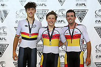 during the 2020 Vantage Elite and U19 Track Cycling National Championships at the Avantidrome in Cambridge, New Zealand on Saturday, 25 January 2020. ( Mandatory Photo Credit: Dianne Manson )
