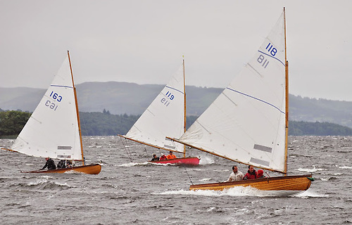 With their Centenary next year, the Shannon One Designs celebrate a unique boat and successful class which came into being at a time when Ireland was in a state of turmoil